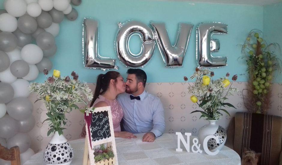 O casamento de Carolina e Nelson em Vila Nova de Gaia, Vila Nova de Gaia
