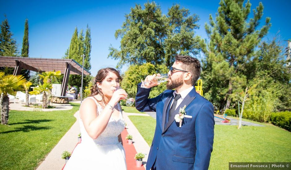 O casamento de Pedro e Sofia em Pombal, Pombal