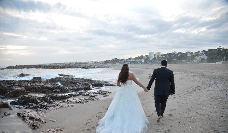 O casamento de André e Sónia em Lisboa, Lisboa (Concelho)