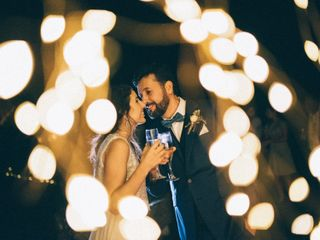 O casamento de Margarida e Marcelo