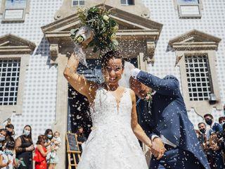 O casamento de Cátia e Mário
