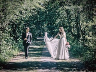 O casamento de Luísa e André