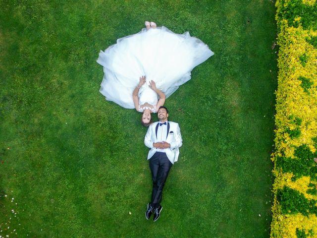 O casamento de Adriana e Igor