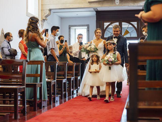 O casamento de Mário e Cátia em Rio Tinto, Gondomar 42