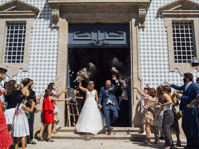O casamento de Mário e Cátia em Rio Tinto, Gondomar 58