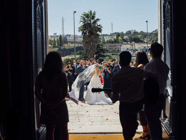 O casamento de Mário e Cátia em Rio Tinto, Gondomar 59
