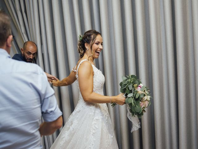 O casamento de Mário e Cátia em Rio Tinto, Gondomar 84