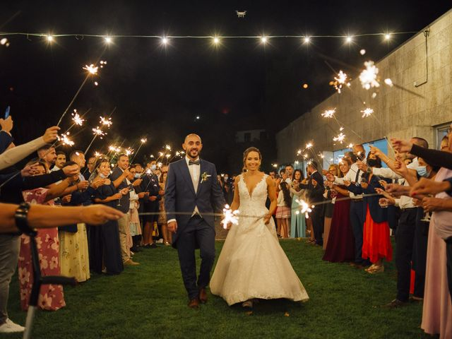 O casamento de Mário e Cátia em Rio Tinto, Gondomar 99