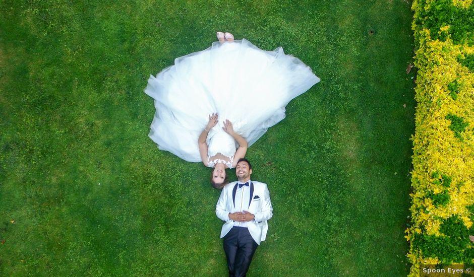 O casamento de Igor e Adriana em Gondomar, Gondomar
