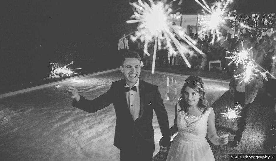 O casamento de Ricardo e Marta em Leiria, Leiria (Concelho)