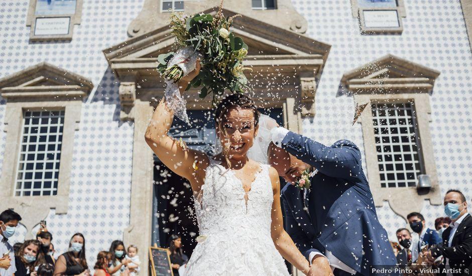 O casamento de Mário e Cátia em Rio Tinto, Gondomar