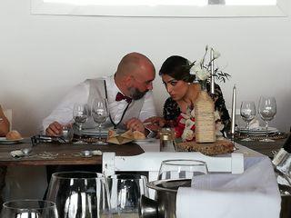 O casamento de Sílvia e Tiago