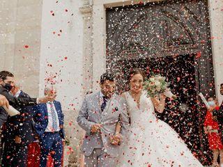 O casamento de Inês e Bruno