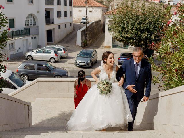 O casamento de Bruno e Inês em Torres Vedras, Torres Vedras 16