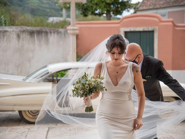O casamento de Carlos e Catarina em Loures, Loures 10