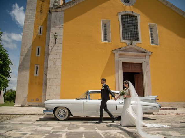 O casamento de Carlos e Catarina em Loures, Loures 14