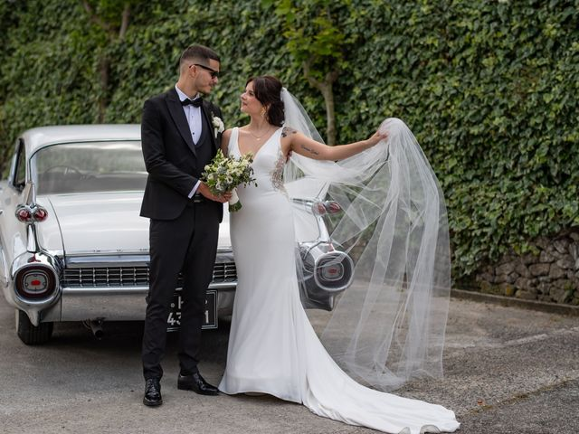 O casamento de Carlos e Catarina em Loures, Loures 16