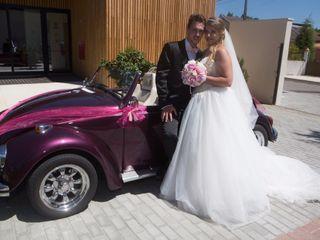 O casamento de Cristiana e Diogo