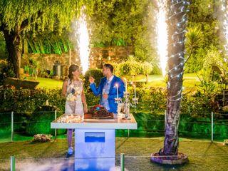 O casamento de Raquel e Tiago