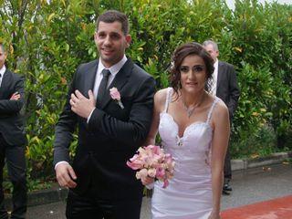 O casamento de Natalina e Flávio