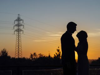 O casamento de Caty e Rui