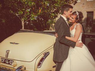 O casamento de Raquel e Julien