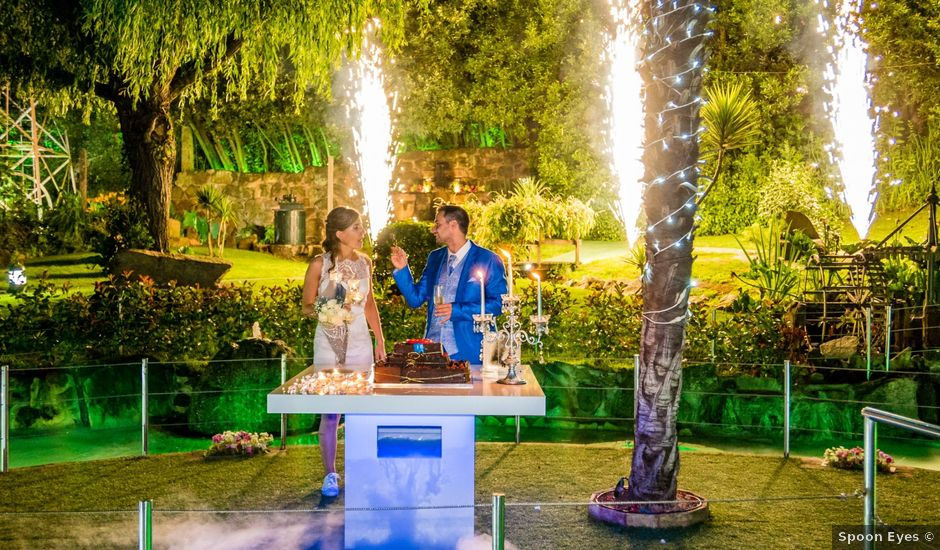 O casamento de Tiago e Raquel em Santo Tirso, Santo Tirso
