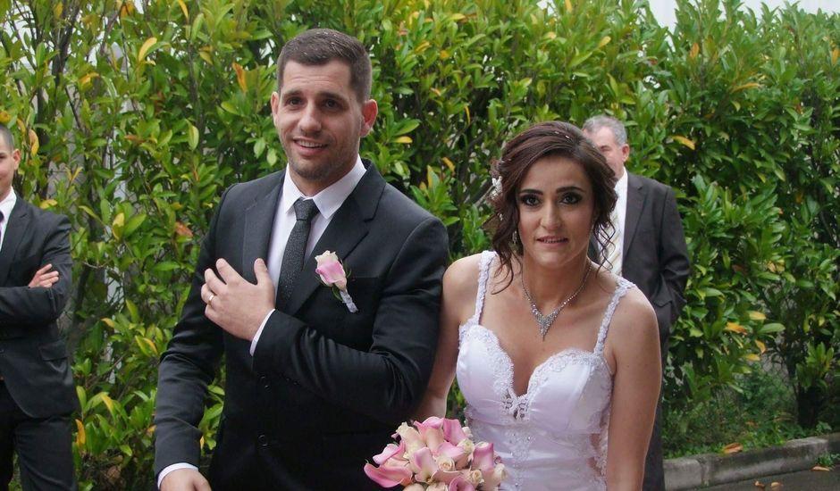 O casamento de Flávio e Natalina em Sanfins, Paços de Ferreira