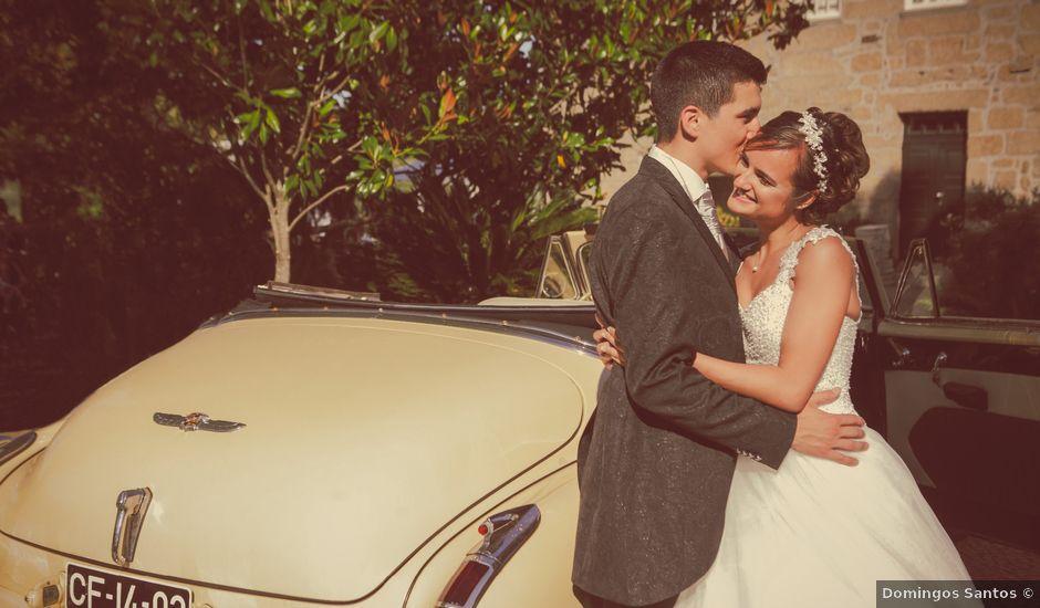 O casamento de Julien e Raquel em Entre-os-Rios, Penafiel