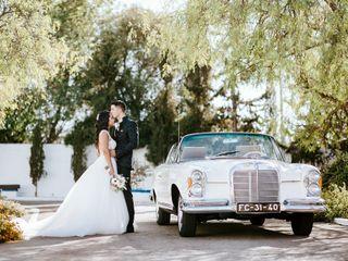O casamento de Vânia  e Ricardo