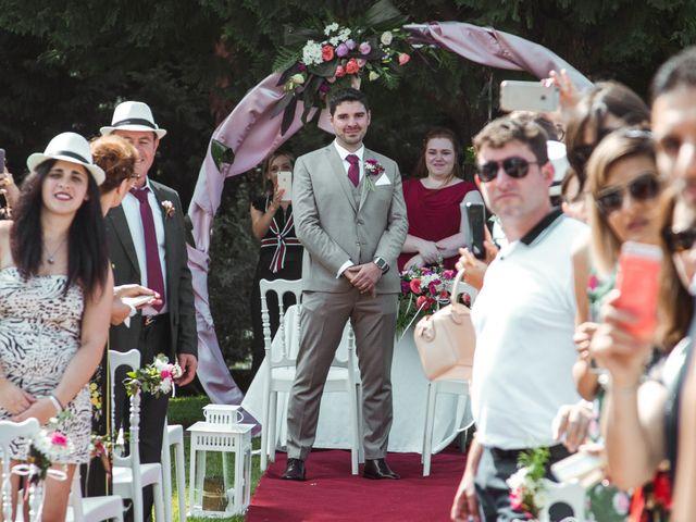 O casamento de David e Kelly em Vila Real, Vila Real (Concelho) 8