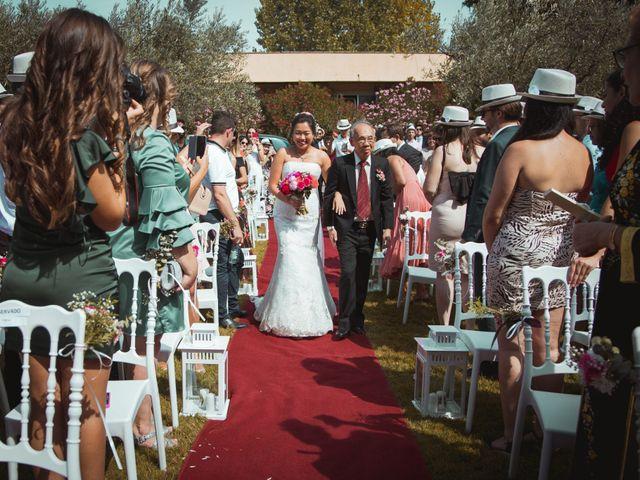 O casamento de David e Kelly em Vila Real, Vila Real (Concelho) 1