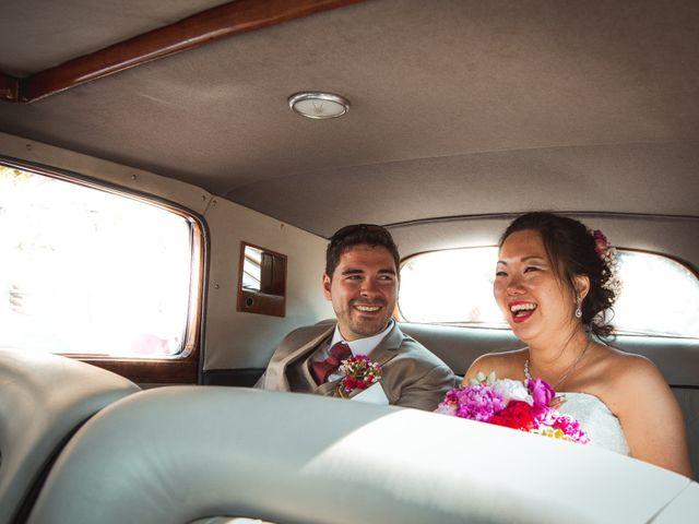 O casamento de David e Kelly em Vila Real, Vila Real (Concelho) 2