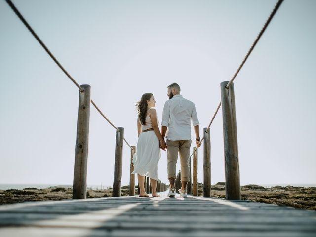 O casamento de Daniel e Samara em Montemor-o-Novo, Montemor-o-Novo 1