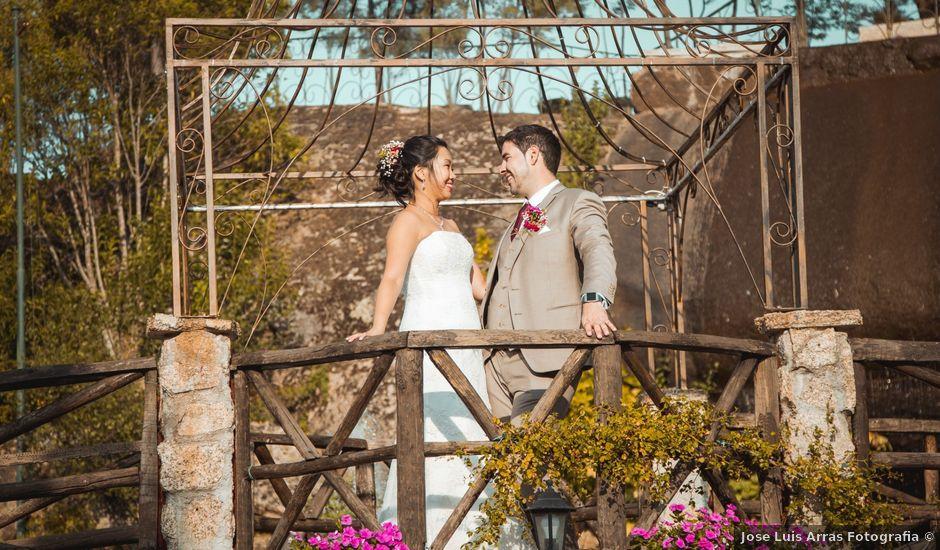 O casamento de David e Kelly em Vila Real, Vila Real (Concelho)