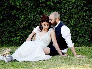 O casamento de Vera e Rui