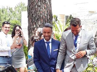 O casamento de Marco e Goncalo 2