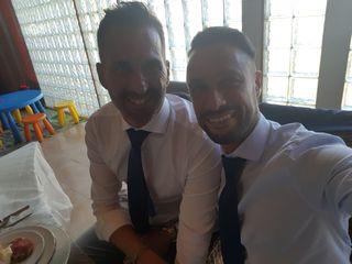 O casamento de Marco e Goncalo