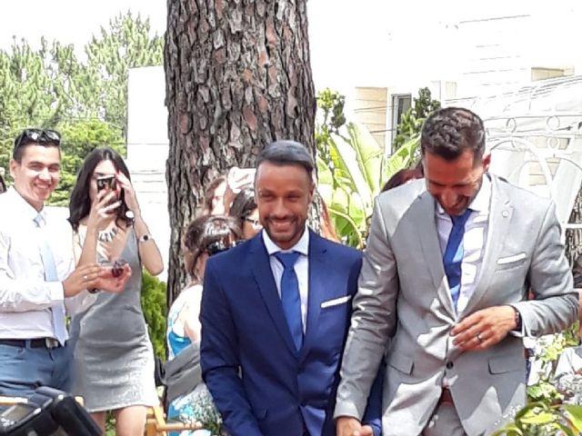 O casamento de Goncalo e Marco em Aroeira, Almada 1