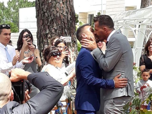 O casamento de Goncalo e Marco em Aroeira, Almada 2