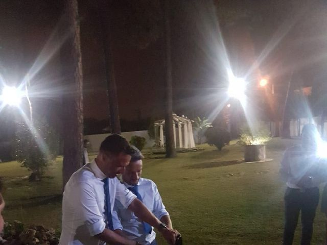 O casamento de Goncalo e Marco em Aroeira, Almada 15