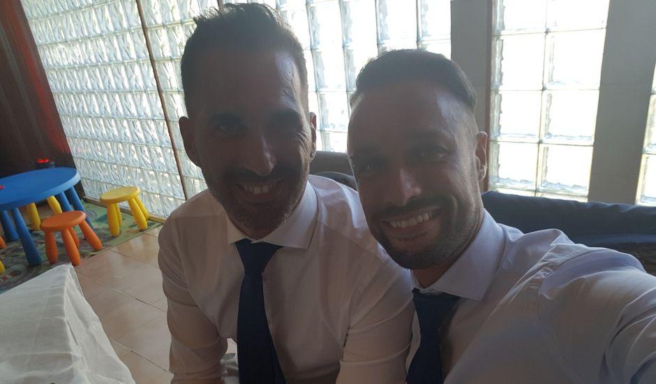 O casamento de Goncalo e Marco em Aroeira, Almada