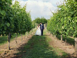 O casamento de Daliya e Luis