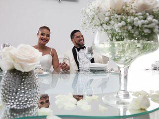 O casamento de Heliana e Osvaldo 3