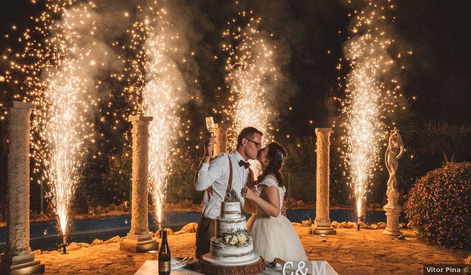 O casamento de Michel e Cátia em Guia, Albufeira
