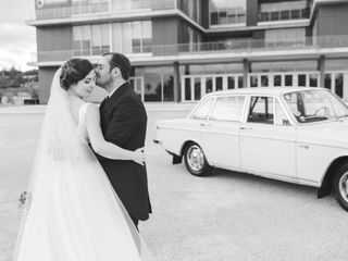 O casamento de Vânia e Nuno