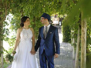 O casamento de Vera e André