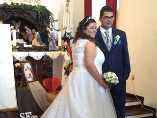 O casamento de Vânia e Bruno