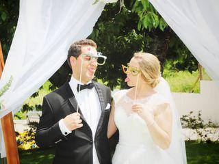 O casamento de Daniela e Jonatas