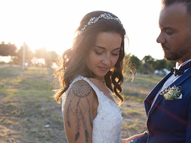 O casamento de Susana e Marco